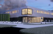 Logistic Contractor utvecklar och bygger för TMJ i Danmark