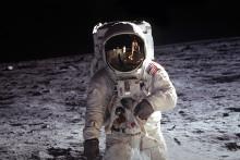 For 50 år siden gik den første mand på Månen:  I juli går National Geographic helt tæt på den historiske begivenhed