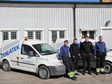 Dematek har öppnat upp ny servicefilial i Nyköping
