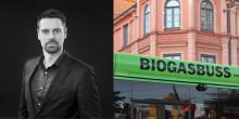 Busstest i Sörmland visar på kraftig prisminskning för biogasbussar