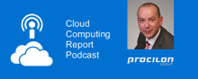 procilon zu Gast im Cloud Computing Report Podcast zur it-sa 2019