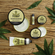High On Hemp Since 1998 - The Body Shops hampaserie firar 20 år!