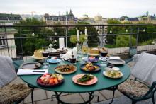 Tävling! Privat middag för två, övernattning och frukost!