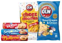 Orkla Confectionery & Snacks i samarbete med Ancrona