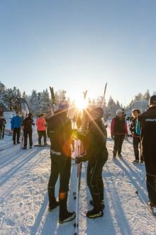 12-timmars på Billingen – nytt motionslopp på skidor i mars