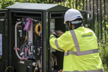 Community scheme brings high-speed broadband to community in Moston