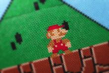 Pärlplattor och pixlar i hundratusental när spelarnas egen konst flyttar in på Tekniska museet