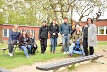 Regnbågens förskola i Karlshamn satsar på kultur
