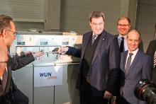 Einweihung: Pellet-Werk macht Wunsiedel zur Energiestadt