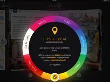 Upptäck världen på ett nytt sätt genom ny Ipad app
