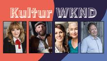 Nu släpper vi biljetterna till KulturWKND 2018 – tre dagar med spännande upplevelser!
