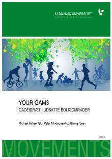 YOUR GAME - Gadeidræt i udsatte boligområder
