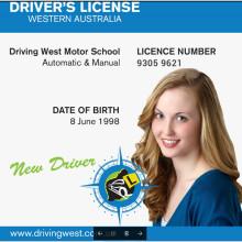 Driving West Motor School