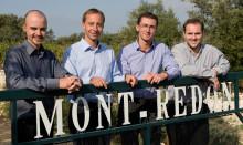 Vinhuset Château Mont-Redon får Gyllene Glaset 2014