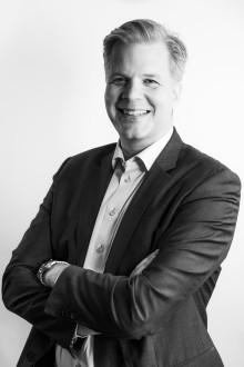 Alexander Kehrer ska växa Interxion i Sverige och Norden