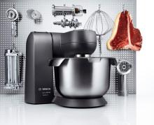Bosch Hushållsapparater lanserar MaxxiMUM:  Den starkaste köksmaskinen på marknaden