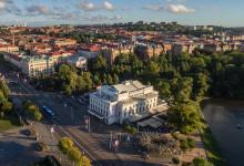 Allt fler hittar till Stora Teatern