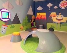 RODECO tillverkar lek till Burger King.
