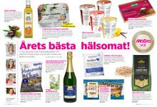 Sevans Rödbetsfalafel utsedd till Årets hälsomat av tidningen Må Bra