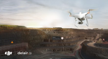 DJI AND DELAIR PARTNER TO ENHANCE VISUAL DATA COLLECTION, MANAGEMENT & ANALYSIS FOR ENTERPRISES