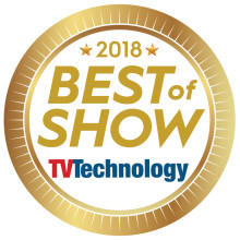 Net Insight's Nimbra 1060 Wins NewBay's Best of Show Award presented by TV Technology