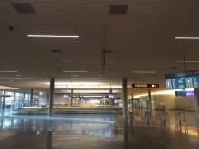 Presseinvitasjon: Bli med på åpningen av ny ankomsthall på nye Oslo Lufthavn.