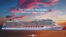 Celebrity Revolution - Firmaet moderniserer sin flåde
