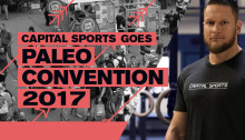 CAPITAL SPORTS goes Paleo Convention