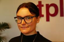 STPLN rekryterar Tereza Franzén.