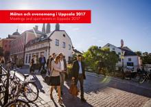 Uppsala, en mötes- och evenemangsstad att räkna med!
