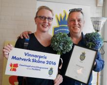 Chilisåsen Rocoto Raw spred en hetta som gav vinst i Matverk Skåne 2017