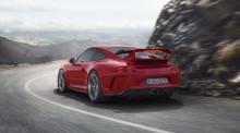 En sportsvogn til gadebrug eller motorsport – den nye Porsche 911 GT3