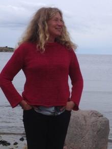"""Charlotta von Zweigbergk ger ut romanen """"Alla delar av dig"""" på Ordberoende Förlag i höst"""