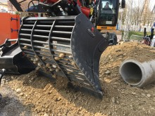 Rototilt expands bucket range with sorting buckets