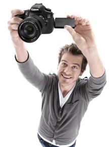 Använd din kreativitet – ta nästa steg – med Canon EOS 60D