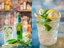 Carlsberg presenterar årets alkoholfria öldrink i Almedalen