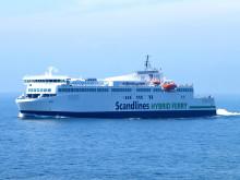 Scandlines sætter rekord med ny hybridfærge