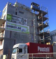 Puustelli Sverige startar avdelning för nybyggnation