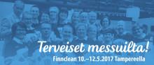 Terveiset messuilta! KiiltoCleanin tunnelmia Finncleanista 2017