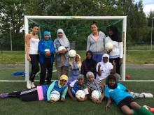 FDF lanserar öppna sommarträningar för tjejer i Linköping