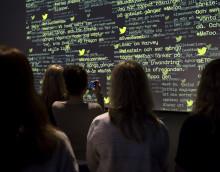 Utställningen En kod som förändrar världen, #metoo till Skellefteå