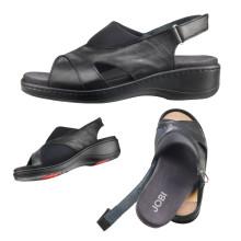 Nätt sandal för halluxfötter och egna inlägg