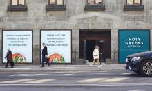Holy Greens öppnar flaggskeppsrestaurang på Kungsgatan i Stockholm