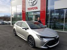 Nye Toyota Corolla Hybrid er klar for Brønnøysund