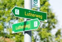 På sporet av reformatoren Luther
