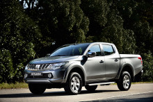 "Neuer L200 Mitsubishi ist ""Pick-up of the Year"" 2015 in Großbritannien"