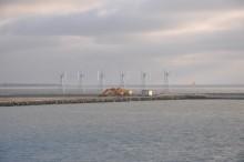 Skandinaviens största RORO-terminal sätter miljön främst