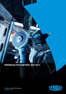 TYROLIT Produktnyheter 2013