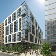 Skanska investerar USD 112M, cirka 940 miljoner kronor, i ett nytt flerfamiljshus i Washington DC, USA