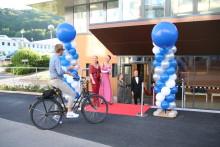Invigning av Ifs nya flagship i Göteborg